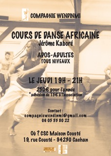 fly wendinmi-cours